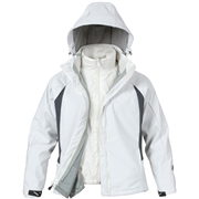 B-1W HOTLIST WOMEN'S EPSILON 3-IN-1 SYSTEM JACKET