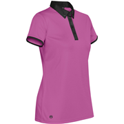 BCP-1W WOMEN'S RHODES BUTTON COLLAR POLO