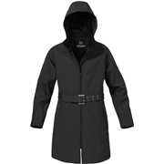 BLC-1W WOMEN'S SOFT TECH BONDED LONG COAT