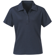 CTN-1W WOMEN'S LIQUID COTTON S/S POLO
