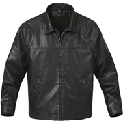LRS-2 MEN'S EQUINOX SYNTHETIC LEATHER JACKET