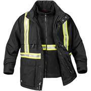 TPX-2R Men's Explorer 3-in-1 Reflective Jacket