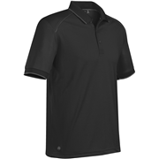 VPS-2 Men's Phantom Embossed Back Polo
