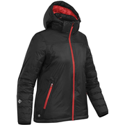 X-1W Women's Black Ice Thermal Jacket