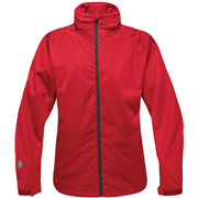 XGS-1W HOTLIST WOMEN'S BARRIER FULL-ZIP WINDSHIRT