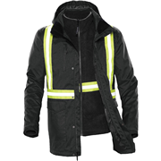 TPX-3R Men's Vortex HD 3-in-1 Reflective System Parka