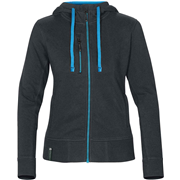 CFZ-3W Women's Metro Full-Zip Hoody
