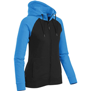 CFZ-5W Women's Omega Two-Tone Zip Hoody