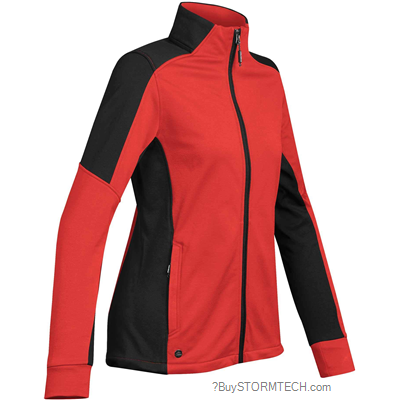 JLX-1W Women's Chakra Fleece Jacket