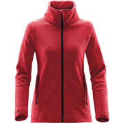 NFX-2W Women's Tundra Sweater Fleece Jacket