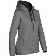 SFZ-1W Women's Atlantis Full Zip Fleece Hoody