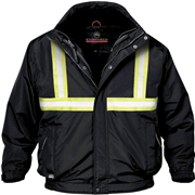 XLT-2R Men's Explorer 3-in-1 Reflective Tape Jacket